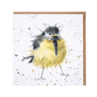 'A Little Birdie' card