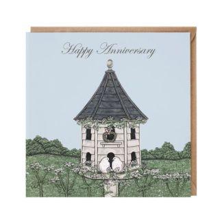 'Dovecote' anniversary card