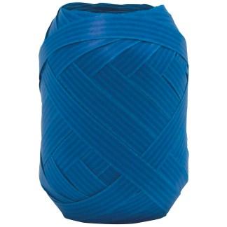 Blue kraft ribbon egg