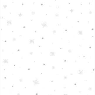twinkle stars starry night white gift wrap
