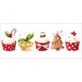 Christmas Cupcakes Christmas Cards
