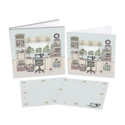Sewing Room Notecard Set