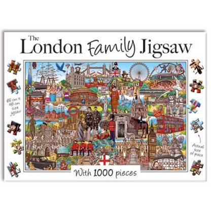 London Family Jigsaw