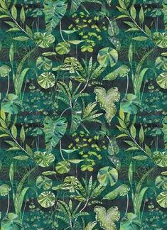 Arunja Green gift wrap