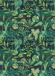 Arunja Green gift wrap