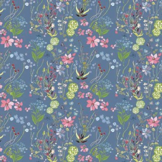 Mountain Meadow gift wrap