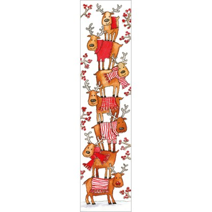 Rudolph and Friends Bookmark