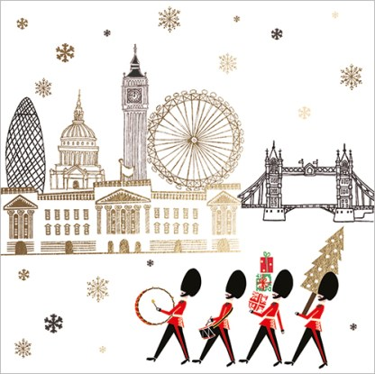 A London Christmas Cards