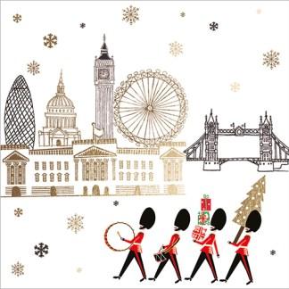 A London Christmas Cards