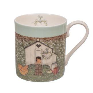 Hen House mug