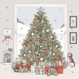 Under the Christmas Tree advent calendar