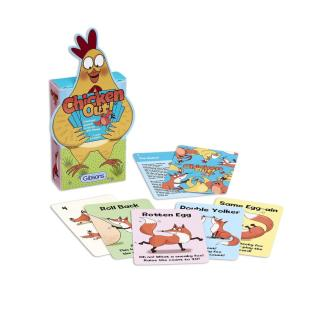 Chicken Out Card Game