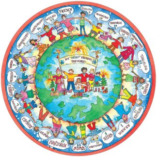Children of the World Advent Calendar