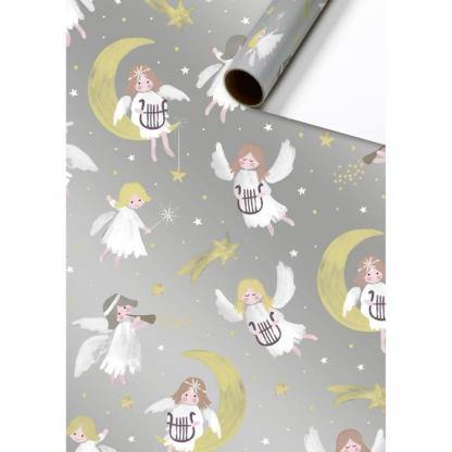 Angels Silver Roll Wrap 3m