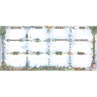 Garden Wall Planner