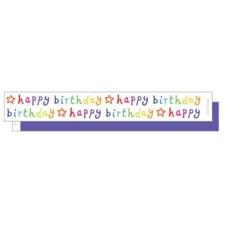 Happy Birthday Paper Chains