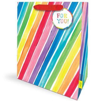 Rainbow Rock large Gift Bag