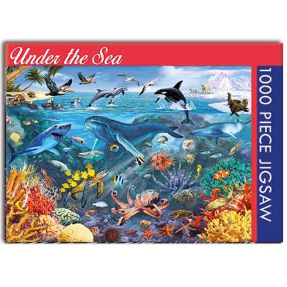 Under the Sea Jigsaw Puzzle
