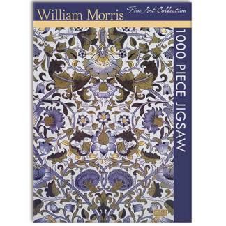 William Morris Jigsaw Puzzle