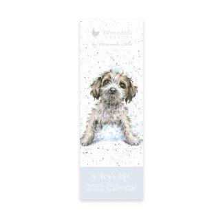 Wrendale A Dogs Life Calendar 2022