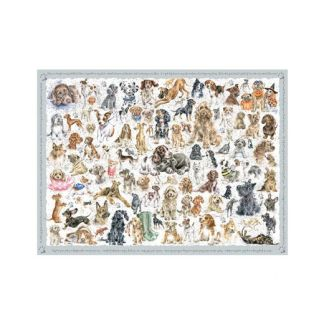 A Dogs Life Jigsaw Puzzle