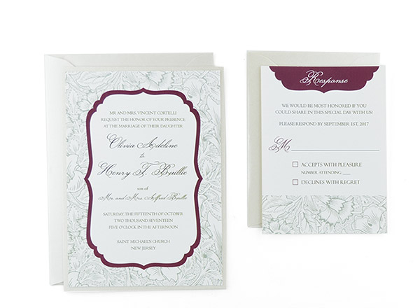 Free Printable Wedding Invitation Templates With Amazing Style To Make Cool Layout
