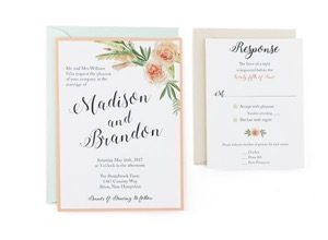 Wedding Invitation Card Add On Templates Free