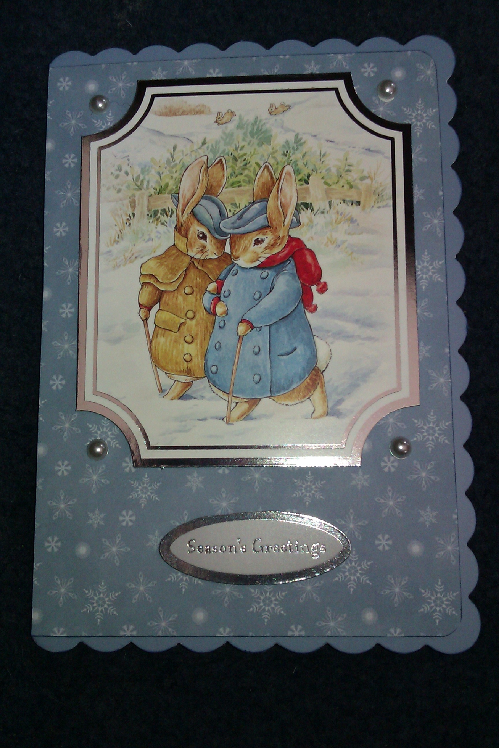 Beatrix Potter Handmade By Leona