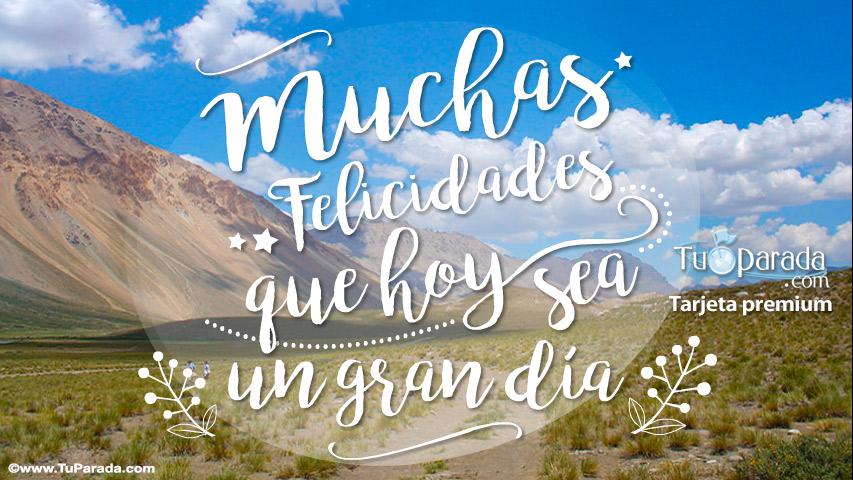 Tarjeta De Felicidades Y Abrazo Felicidades Tarjetas