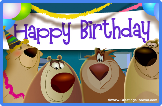 Happy Birthday At The Office Happy Birthday Ecards