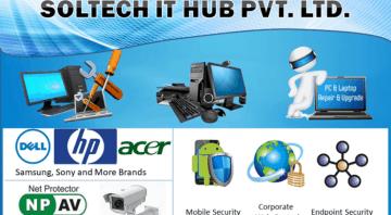 Soltech IT Hub (OPC) Pvt. Ltd.