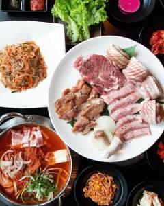 8 Korean BBQ dining deal