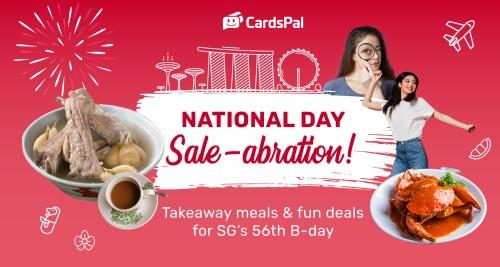 CardsPal's National Day Deals