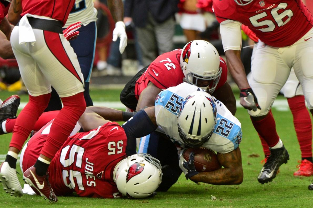 Arizona Cardinals vs. Tennessee Titans Week 1 opening odds