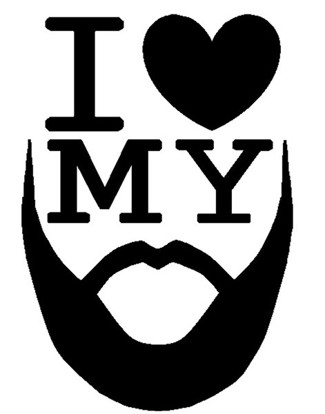I love my beard