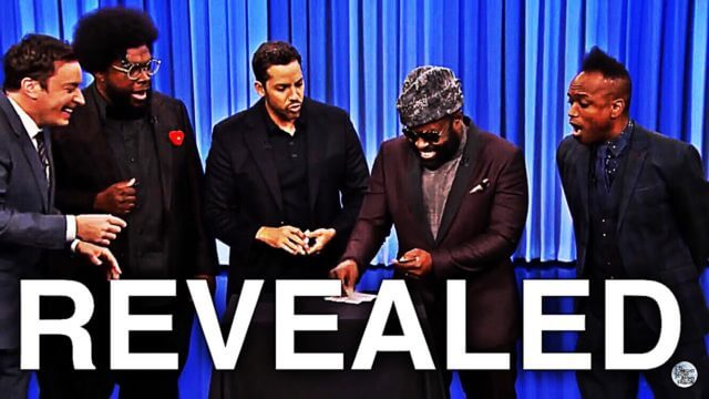 Revealed: David Blaine's Impossible, Disappearing Card Trick on Jimmy Kimmel Live