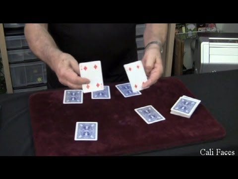 3 of Magic's Biggest Card Tricks Revealed
