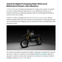 Autodesk Inventor of the Month October 2013