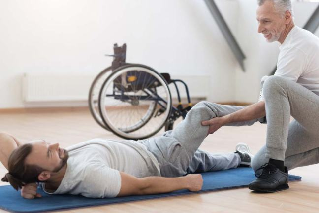 Paralysis Recovery Exercises