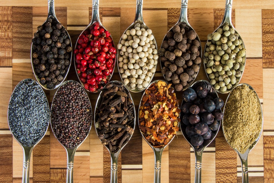 , Healthy Herbs and Spices: 15 of the Best for your Body, Care24