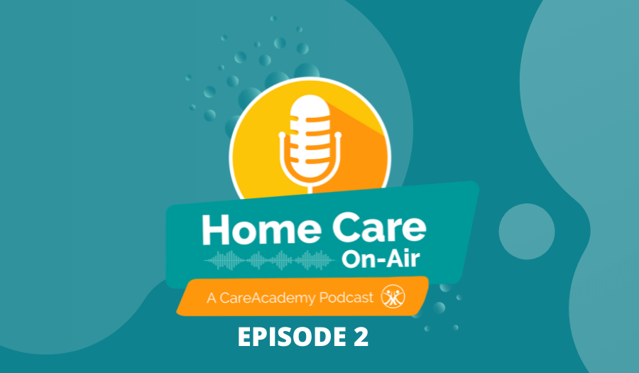 Podcast: Home Care On-Air—The CAREer Path Initiative: Caregiver Training Eligible for College Credits