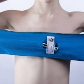 How to put on your careAline central line wrap
