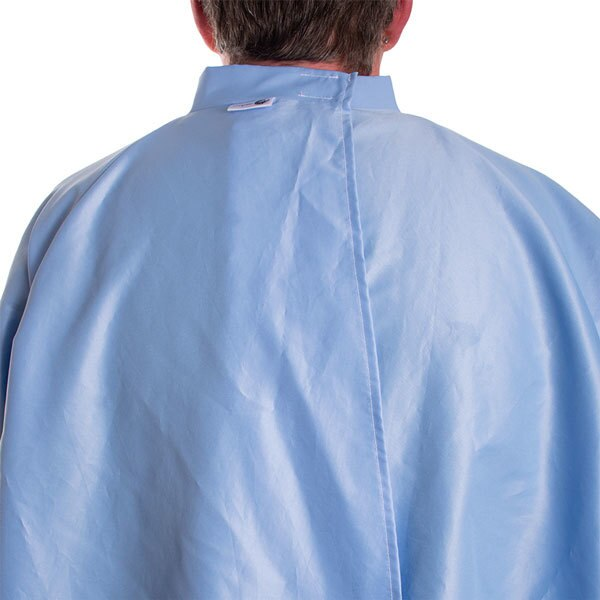 CareAline Isolation Gown Level 2 - Velcro closure on back, high neck for maximum coverage