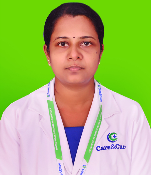 Reena, Clinical Co-ordinator