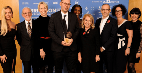 Award for series exploring impact of 4-years-olds on wellbeing of care home residents 5