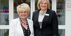 Gloria Hunniford helps celebrate launch of new luxury care home in Kent 13