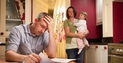 Economists find 13 million families worse off following 'regressive' budget 12