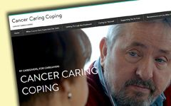 Webwatch: Innovative website launched to support cancer caregivers in Northern Ireland 19