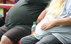 Study finds a quarter of UK adults obese 1
