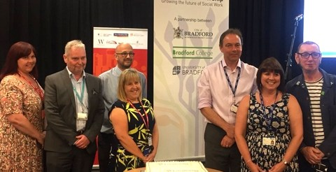 Education partnership in Bradford aims to develop high-quality social work training 13